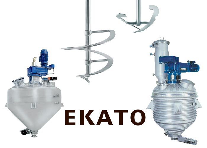 Dryers from EKATO
